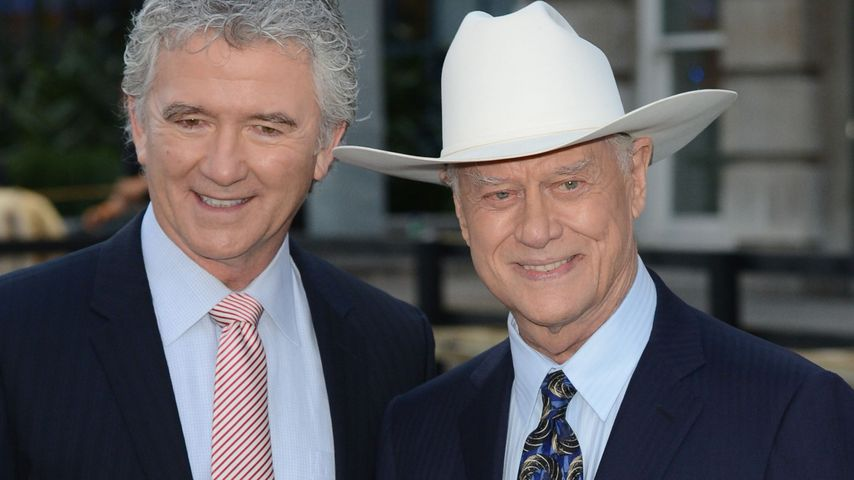 Dallas-Star Patrick Duffy trauert um Larry Hagman