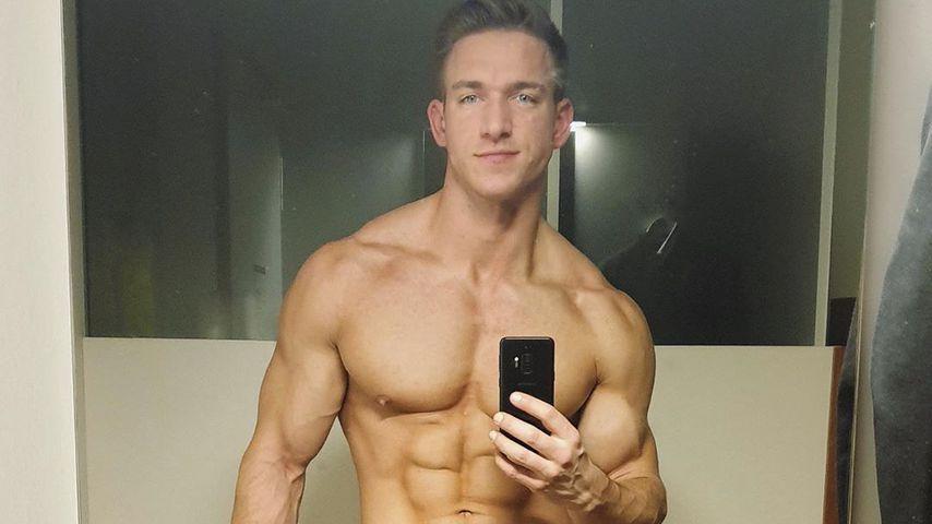 Patrick Fabian im Dezember 2019