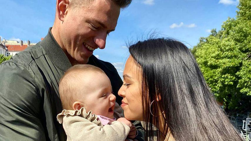 Ein Jahr Papa: Wie läuft das Familienleben, Patrick Fabian?