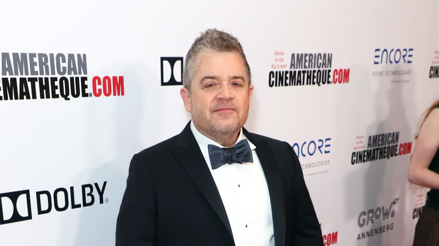Patton Oswalt im November 2019 in Beverly Hills