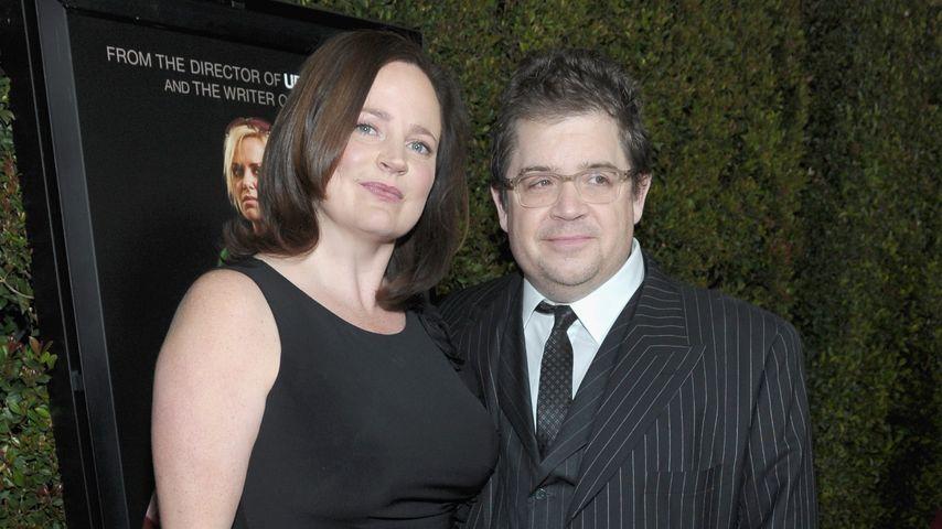 Patton Oswalt und seine Frau Michelle