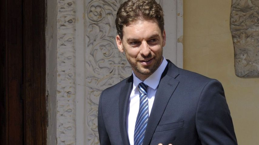 "Pau Gasol bei der ""Camino Real Award""-Verleihung in Madrid"