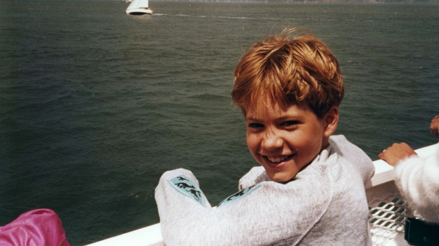 Paul Walker als Kind