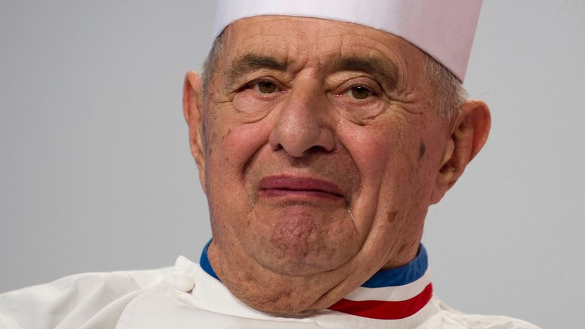 Paul Bocuse in New York 2013