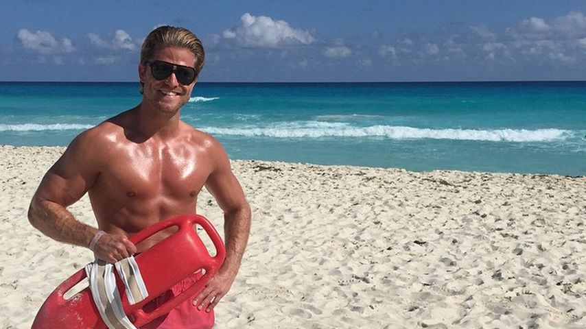 ¡Hola! Paul Janke macht den sexy Baywatch-Bachelor