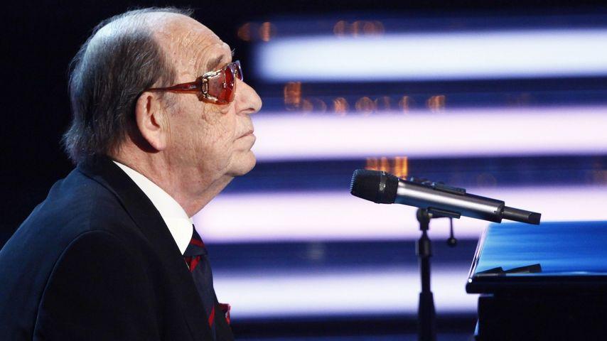 Große Trauer: Jazz-Legende Paul Kuhn stirbt mit 85