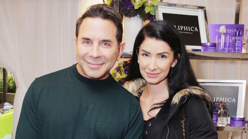 Paul Nassif und Brittany Pattakos in Beverly Hills