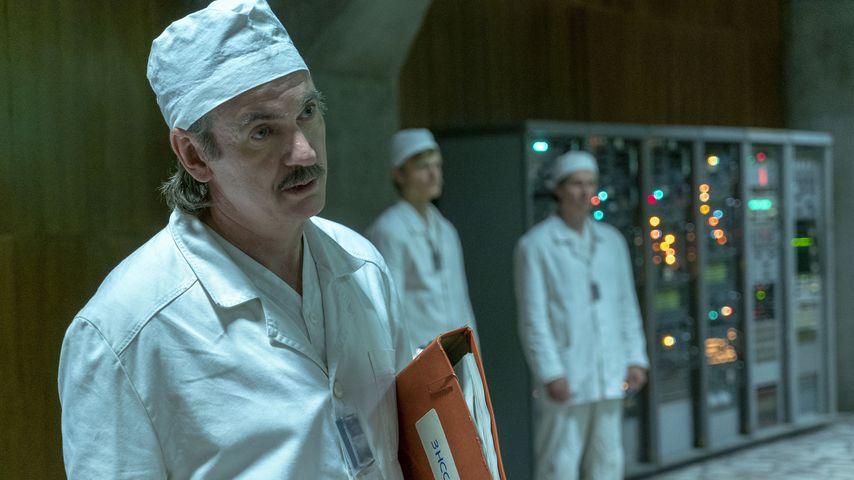 """Paul Ritter in der Serie """"Chernobyl"""""""