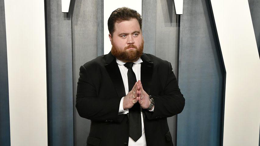 Paul Walter Hauser bei der Vanity Fair Oscar Party, 2020