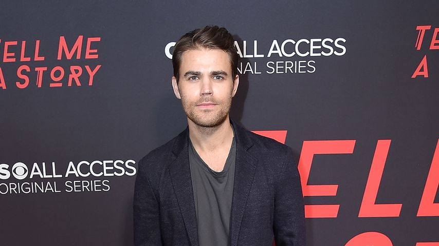 "Paul Wesley bei der ""Tell Me A Story""-Premiere in New York City"