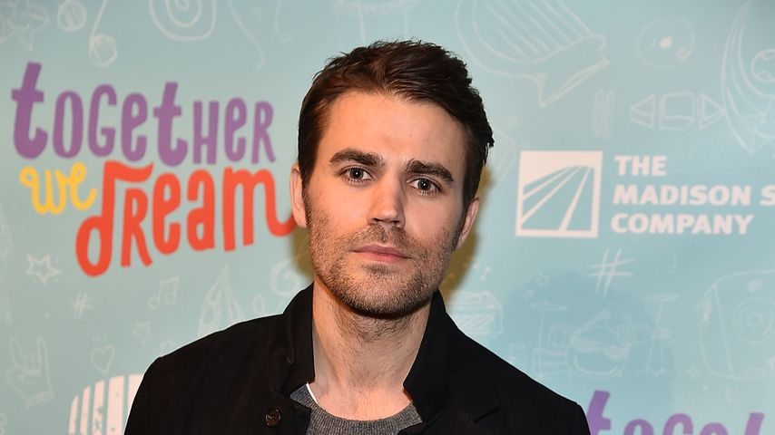 "Paul Wesley, ""Vampire Diaries""-Star"