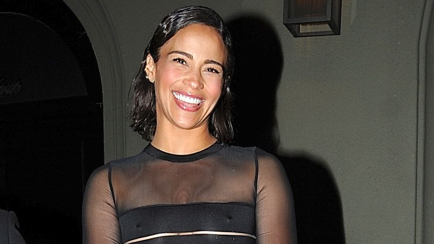 Sexy Look: Paula Patton happy ohne Robin Thicke!