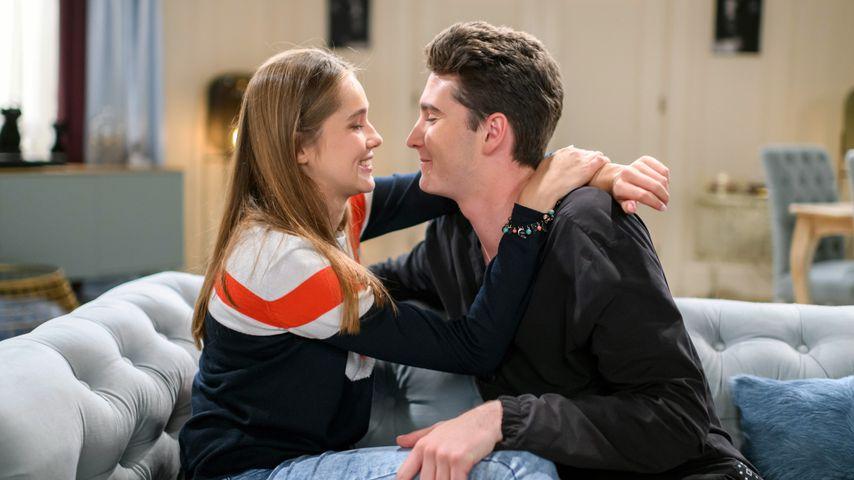 """""""Sturm der Liebe"""": Paulina und Lukas nahmen heute Abschied!"""