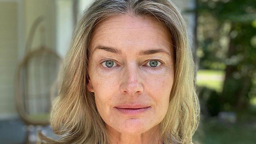 Paulina Porizkova im August 2020