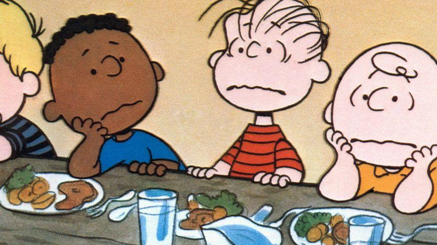 """Good grief! """"Charlie Brown"""" wurde verhaftet!"""