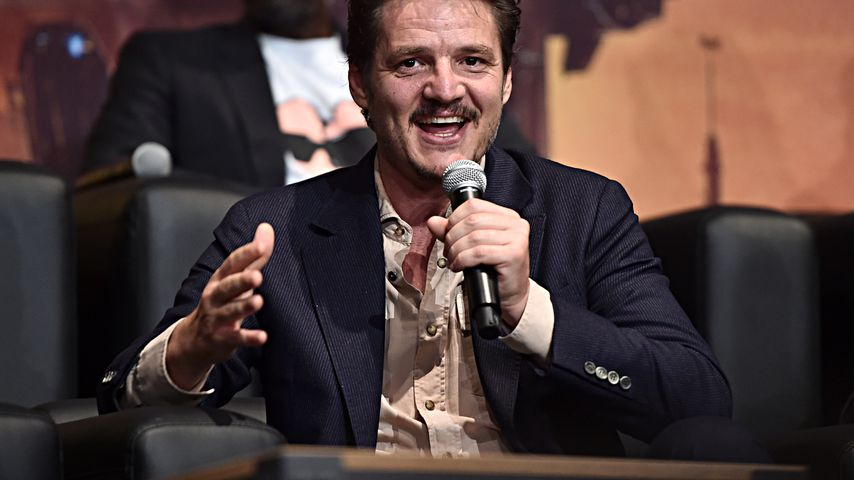 "Pedro Pascal bei der  ""The Mandalorian""-Premiere in L.A. im November 2019"