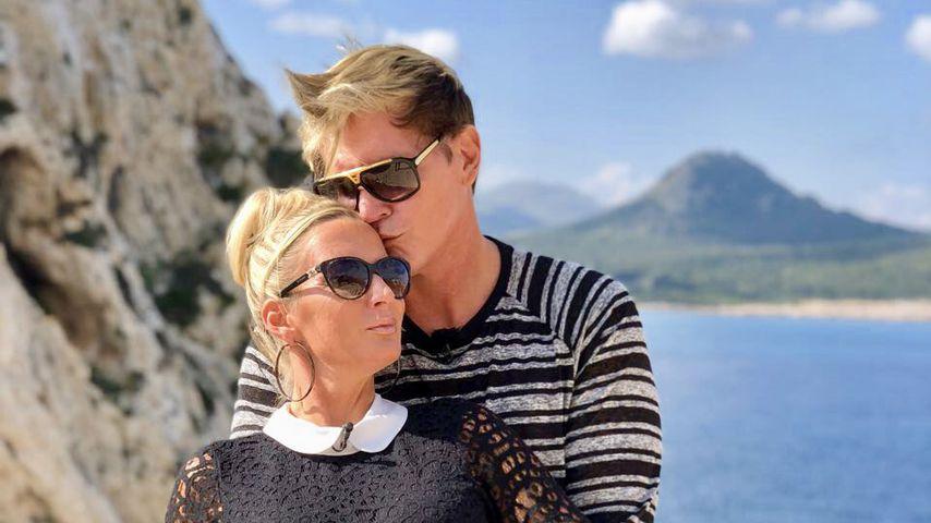 Peggy Jerofke und Steffen Jerkel im März 2018