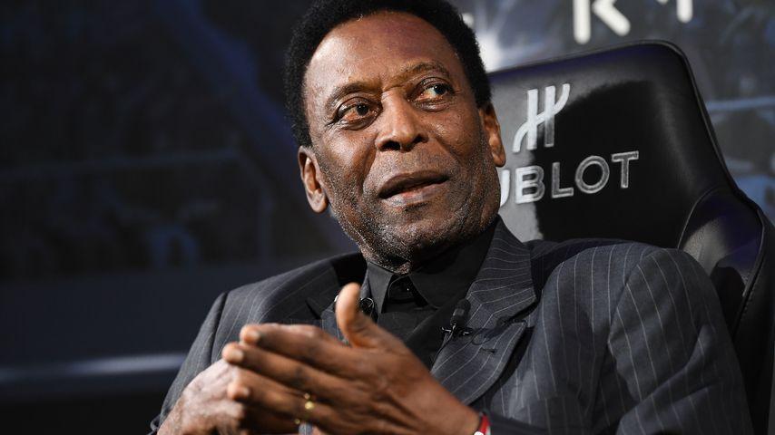 Pelé, brasilianischer Ex-Fußballer