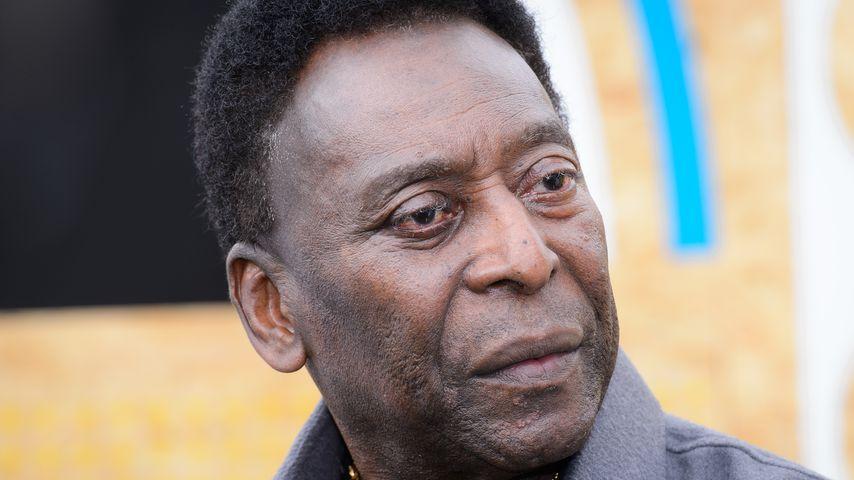 Sorge um Pelé: Die Fußball-Ikone leidet unter Depressionen