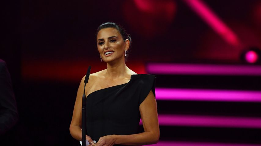 Penélope Cruz im November 2018 in Berlin