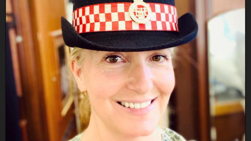 Rod Stewarts Ehefrau Penny arbeitet ab sofort als Polizistin