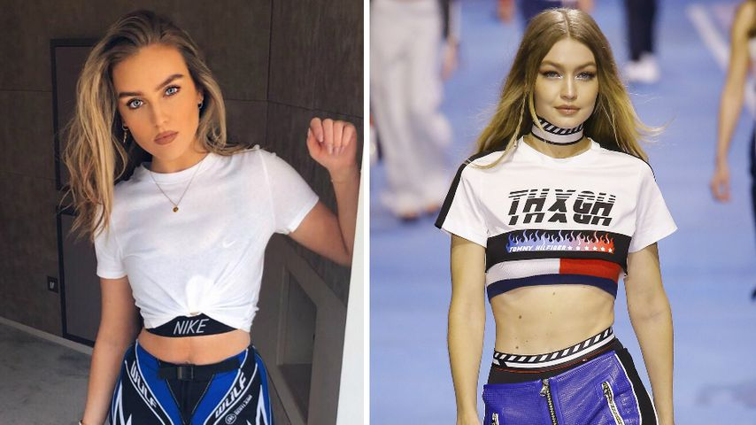 Fashiontwins: Kopiert Zayn Maliks Ex hier Gigi Hadids Style?