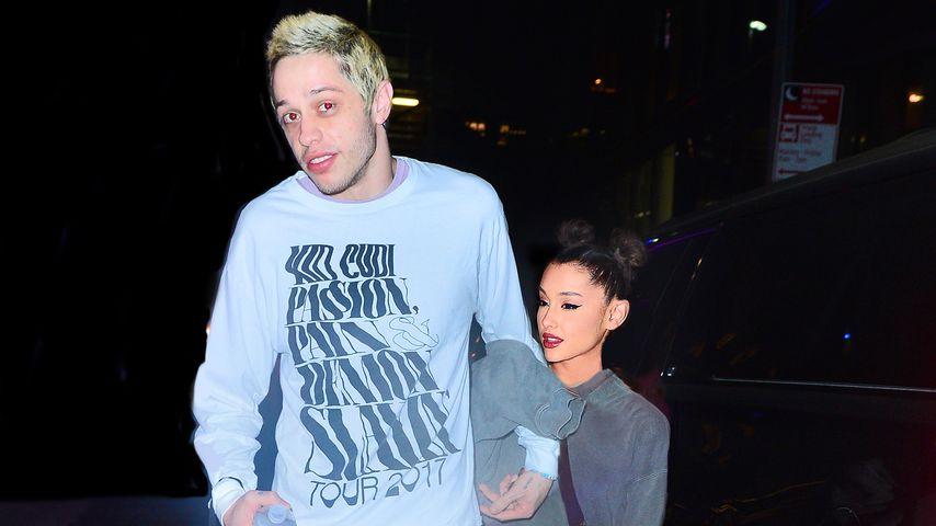 Nach Blitz-Verlobung unterschreiben Ariana & Pete Ehevertrag