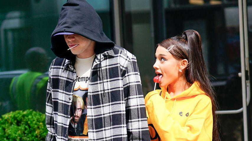Verlobung bestätigt: Ariana Grande & Pete heiraten wirklich!