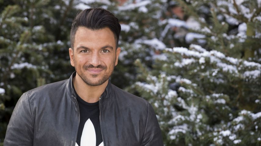 Peter Andre in London