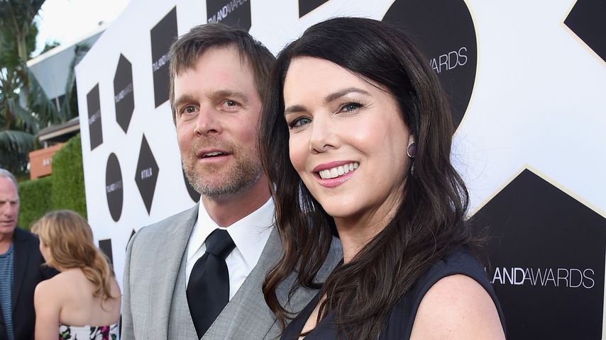 Peter Krause und Lauren Graham