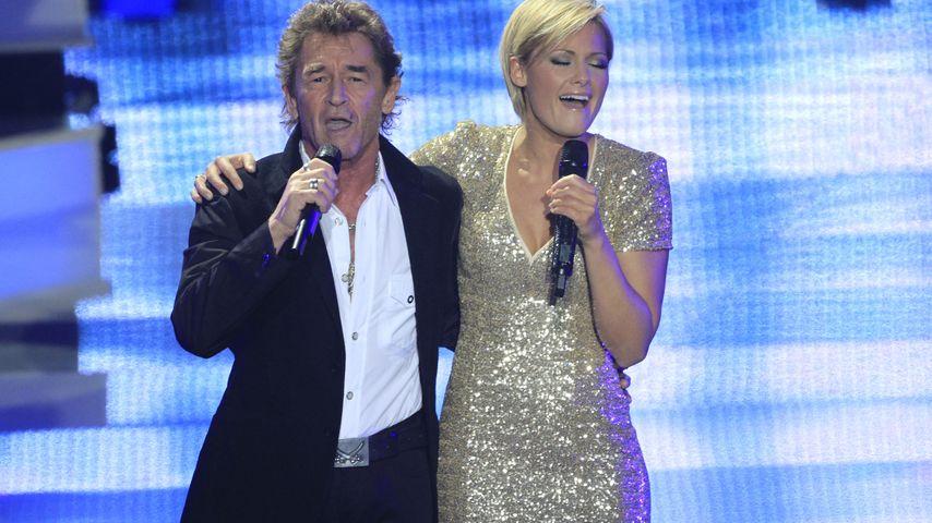 Helene Fischer und Peter Maffay