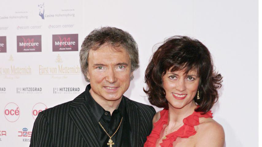 Peter Orloff und seine Frau Linda 2006 in Dortmund