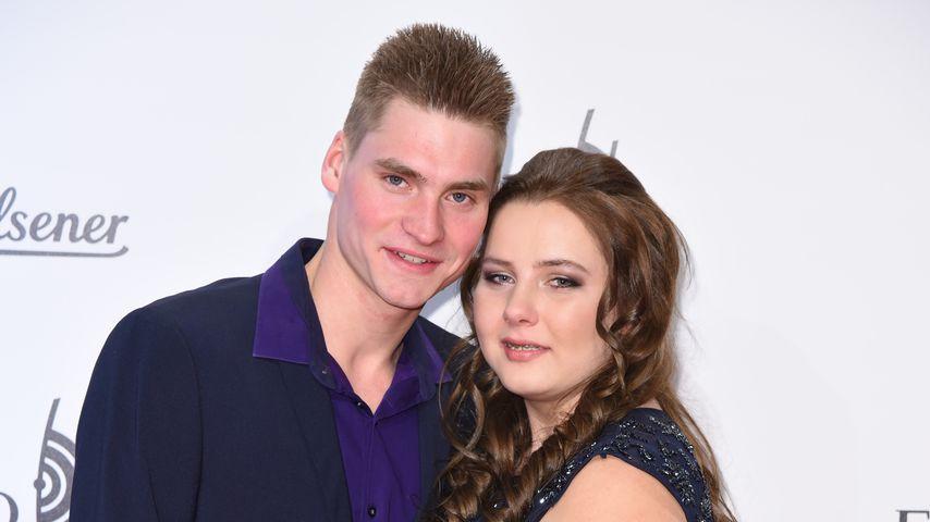 Peter und Sarafina Wollny beim Echo 2017
