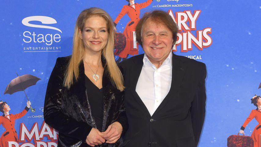 Peter Urban mit seiner Frau