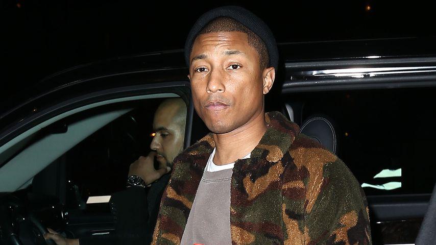 Cousin erschossen: Pharrell Williams fordert Ermittlungen