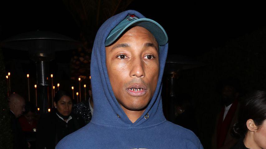 Pharrell Williams, Sänger