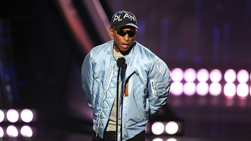 Pharrell Williams bei den iHeartRadio Music Awards 2019