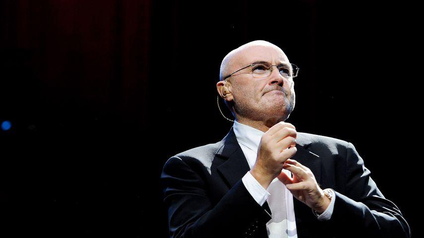 Phil Collins gibt ein besorgniserregendes Gesundheitsupdate