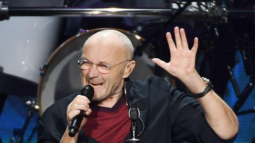 Phil Collins, Oktober 2018