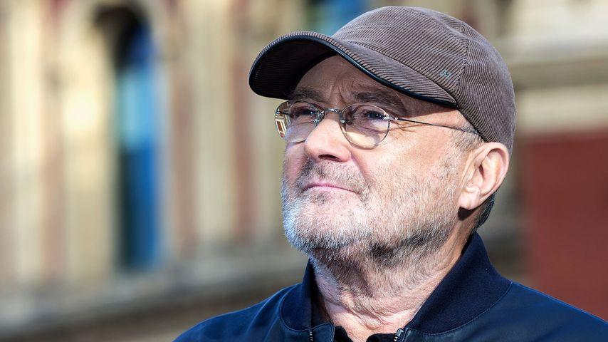 """Schlechter Ehemann? Phil Collins """"war ein kleiner Bastard"""""""