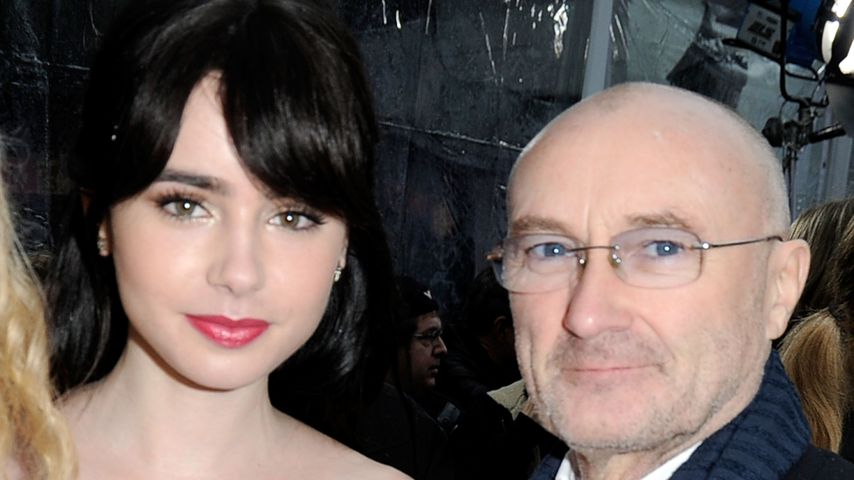 Lily Collins liebte ihre Mortal-Instruments-Outfit