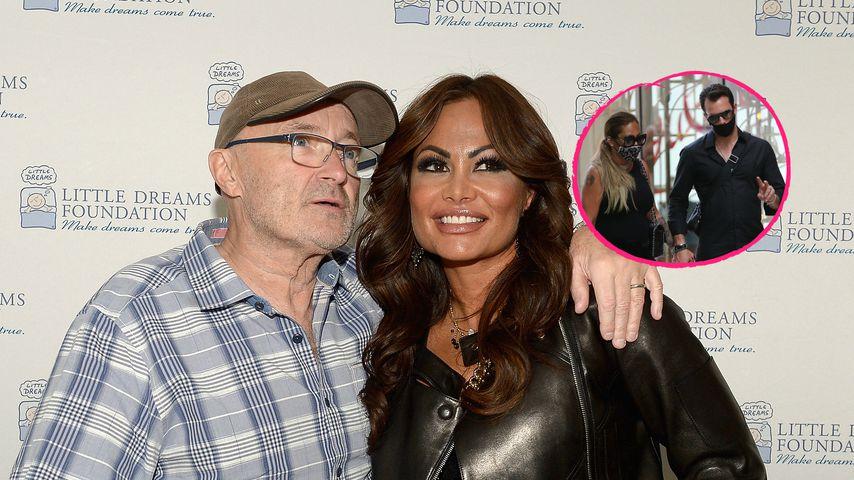 Erste Bilder von Phil Collins' Ex mit ihrem neuen Mann!