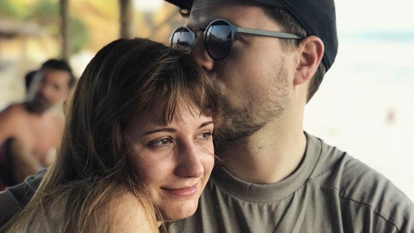 Freundin starb plötzlich: So geht Phil Laude mit Trauer um