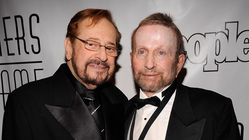 Phil Ramone und Johnny Mandel