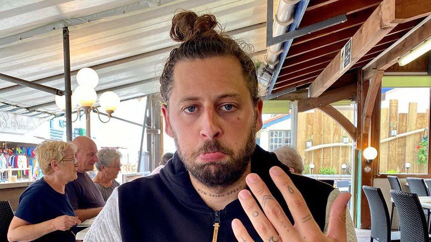 Philipp Herder im Juli 2020 in Frankreich