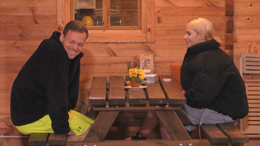 """Philipp und Gina bei """"Big Brother"""""""