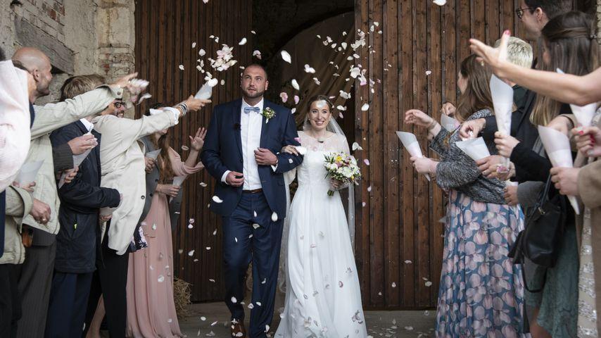"""Philipp und Melissa bei """"Hochzeit auf den ersten Blick"""""""