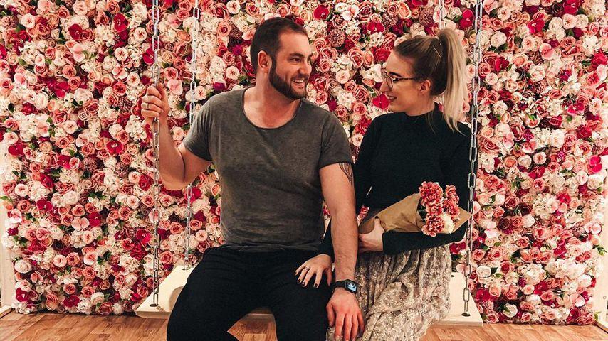 """Philipp und Melissa von """"Hochzeit auf den ersten Blick"""" 2019"""