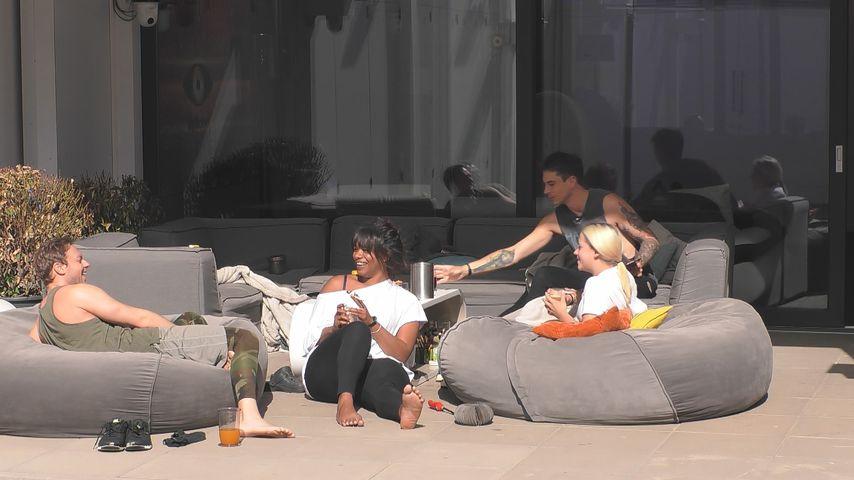 Philipp, Vanessa, Gina und Pat
