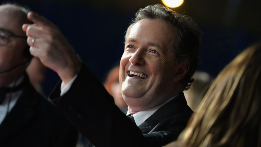 Piers Morgan im Januar